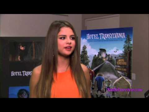 Hotel Transylvania Featurette 'Selena Gomez'