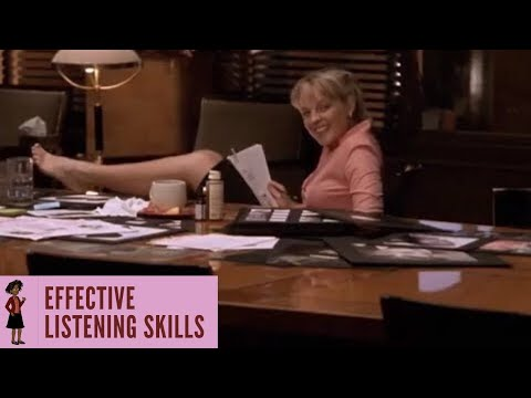 Effective Listening Skills - What Women Want, 2000