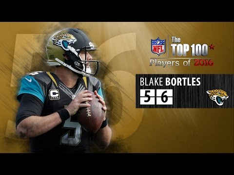 #56: Blake Bortles (QB, Jaguars) | Top 100 NFL Players of 2016