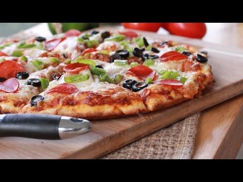 Basit Evyapımı Pizza Tarifi