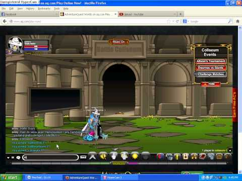 AQW How to get Cool Sword 2014 free