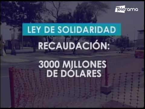 Hoy se cumplen 5 años del terremoto de 7.8 grados que sacudió a Ecuador