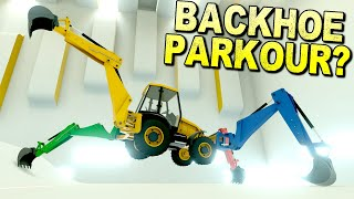 The Best or Worst Parkour Concept Ever? - BH Trials First Look
