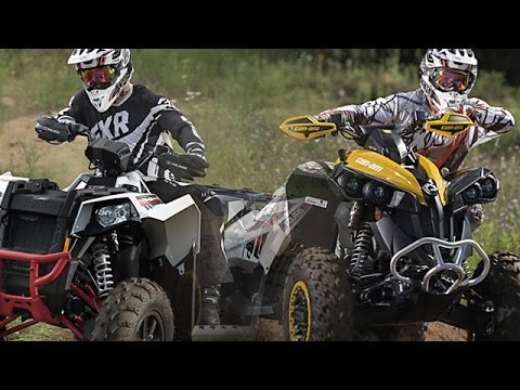 Scrambler 1000 vs Renegade 1000