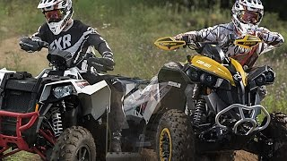 9. Scrambler 1000 vs Renegade 1000