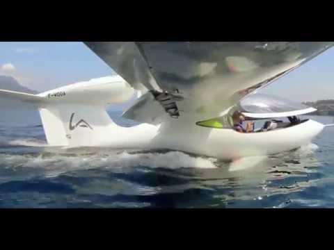 AKOYA - Amphibious Light Sport Aircraft - Introduction