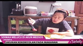 Video Lucu Banget! Deretan Video Soimah Bikin Anda Ketawa - iSeleb 25/10 MP3, 3GP, MP4, WEBM, AVI, FLV Januari 2019