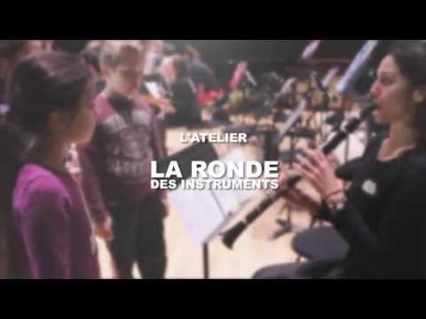 Orchestre Victor Hugo Franche-Comté - La ronde des instruments