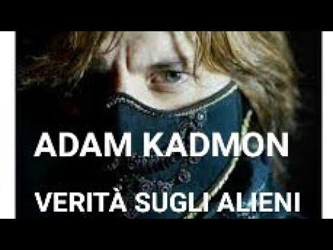 adam kadmon - l'unica verità sugli alieni