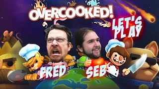 Video Overcooked - Let's Play Coop MP3, 3GP, MP4, WEBM, AVI, FLV Mei 2017