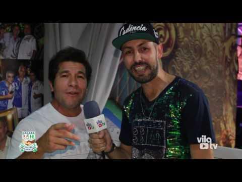 VILA TV - Cantor Daniel em ensaio especial - Carnaval 2012