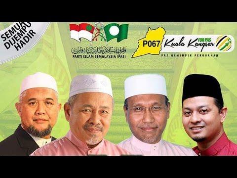 Pengisytiharan Oleh: Tuan Guru Dato' Tuan Ibrahim Tuan Man -
