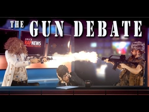 thejuicemedia - Do guns really prevent tyranny? Is tyranny already here? Welcome, Minutemen, to Rap News 18, where we take a few minutes to explore one of the great debates ...
