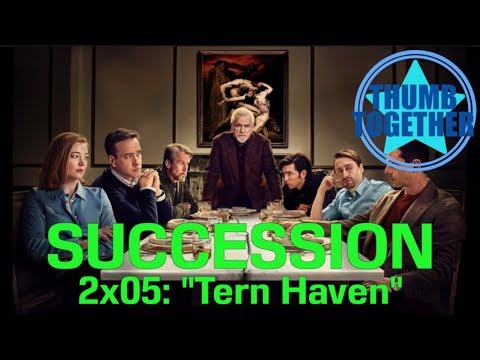 """SUCCESSION 2x05: """"Tern Haven"""" Review"""