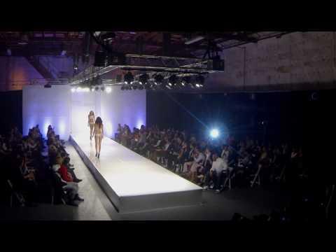 Amour Luxury Swimwear – LA Fashion Week SS 2014 Runway Bikini Models Video