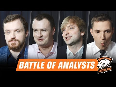Dread, XBOCT, NS and ARS-ART talk about Virtus.pro and The International 2017