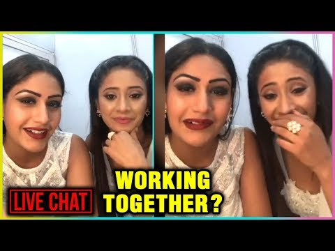 Surbhi Chandna & Shivangi Joshi WORKING TOGETHER?
