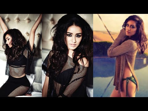 OMG! Shraddha Kapoor HOT PHOTOSHOOT