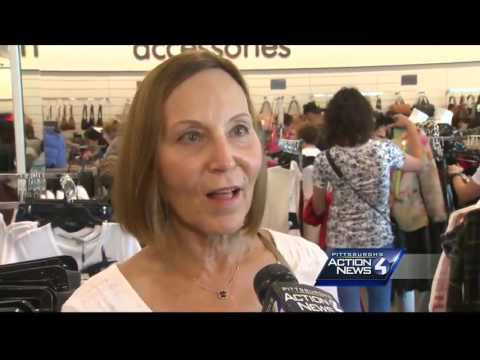 Nordstrom Rack opens in Ross Township