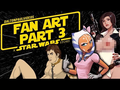 Fan Art Part 3: A Star Wars Story