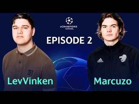 LevVinken vs Marcuzo – Journey to the eChampions League Final – Episode 2