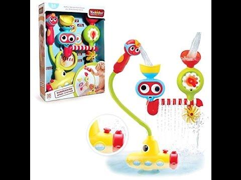 Review: Bath Toy - Submarine Spray Station