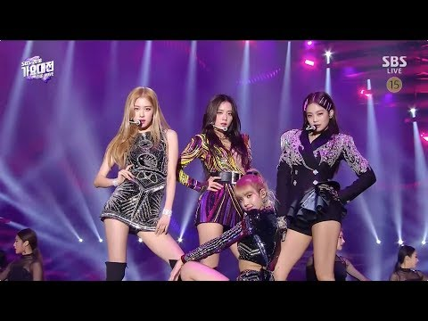 BLACKPINK - 'SOLO' + '뚜두뚜두(DDU-DU DDU-DU)' + 'FOREVER YOUNG' in 2018 SBS Gayodaejun - Thời lượng: 7 phút, 44 giây.