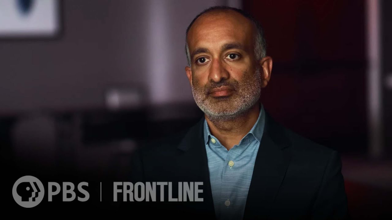 America After 9/11: Rajiv Chandrasekaran (interview) | FRONTLINE