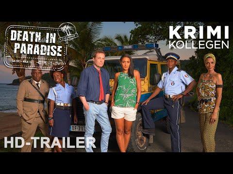 DEATH IN PARADISE - Staffel 8 - Trailer deutsch [HD] II Krimi Kollegen