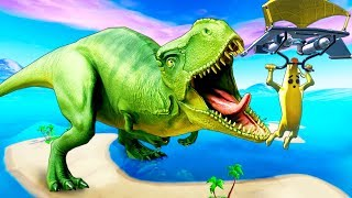 *NEW* T-REX IN FORTNITE..!! | Fortnite Funny and Best Moments Ep.426 (Fortnite Battle Royale)
