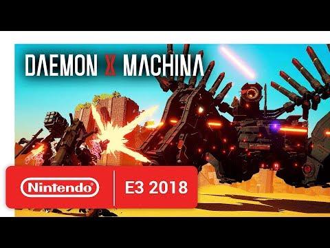 Daemon X Machina #1