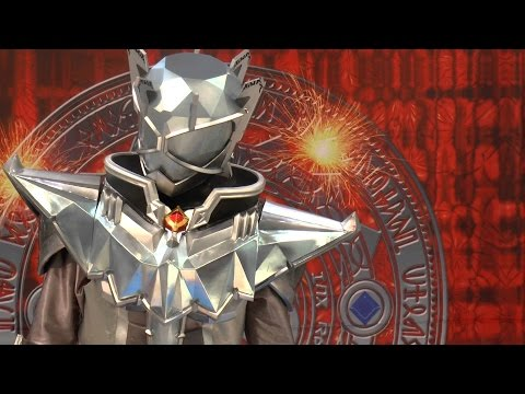 Kamen Rider WIZARD ~Missing Piece~ カスタムサントラ (видео)