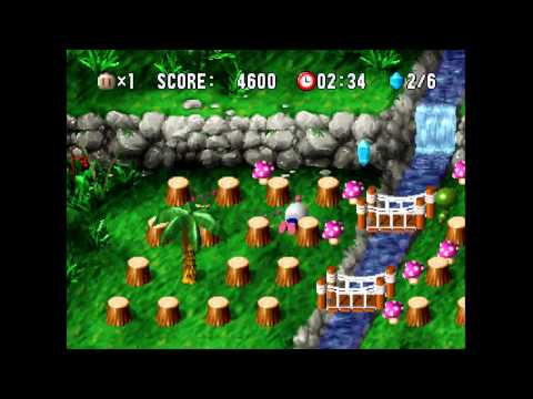 Bomberman World Playstation