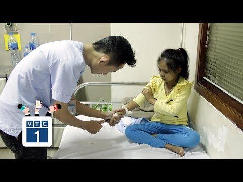 12 triệu người Việt mang gen bệnh tan máu bẩm sinh - Thời lượng: 59 giây.