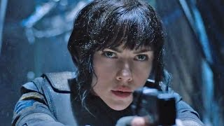 Ghost in the Shell 1-5 | official teaser trailer (2017) Scarlett Johansson Sci Fi Movie HD by Movie Maniacs