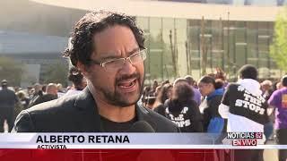 Protesta contra LAPD – Noticias 62 - Thumbnail