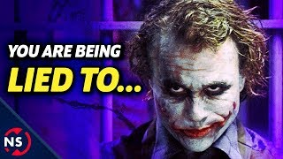 SUBSCRIBE and hit that bell! 👉🔔 http://nerdsyn.cc/_SUBSCRIBE_The Dark Knight came out almost ten years ago, so you'd think all the fake trivia surrounding Heath Ledger's Joker and Christian Bale's Batman would be corrected by now, but nope! There's one misconception about The Dark Knight that is still around on the internet about Heath Ledger improvising as the Joker during the hospital explosion scene. Let's uncover the true facts as the world's greatest detective would!Please consider supporting our videos on Patreon❤️ https://www.patreon.com/NerdSync ❤️—————WATCH MORE!—————Legend of the Bright Knight: History of the Adam West Batman TV Show▶ https://www.youtube.com/watch?v=dhdYaEbq2y4&index=26&list=PLPEShH2LWsQAZ17mU1CnjpED5rpUI3V2O&t=25sKILLING JOKE: Did Batman Kill Joker?▶ https://www.youtube.com/watch?v=eMQqgFmbkus&index=11&list=PLPEShH2LWsQAZ17mU1CnjpED5rpUI3V2O&t=25sShould Batman KILL Joker??▶ https://www.youtube.com/watch?v=CgopovyODHU&index=8&list=PLPEShH2LWsQAZ17mU1CnjpED5rpUI3V2O&t=25s————ABOUT NERDSYNC————Comic books are an incredible medium filled with the amazing adventures of fantastic superheroes, but they are also much more than just stories on a page. We here at NerdSync see comics as a tool that can help teach us about the world we live in! Join us each week as we explore fascinating topics that range from science, history, philosophy, culture, and art, making complex ideas a little more accessible through the heroes and villains from Marvel, DC Comics, and more, you wonderful nerd!Hosted by Scott Niswander (@ScottNiswander)NERDSYNC SIDEKICK: Our second channel!▶ https://www.youtube.com/channel/UClYvcNvXVtOjAw4Ykq3lpKATWITTER: http://nerdsyn.cc/followNSFACEBOOK: http://nerdsyn.cc/likeNSINSTAGRAM: https://www.instagram.com/nerdsync/SUBREDDIT: https://www.reddit.com/r/NerdSync/———————SOURCE———————The Dark Knight Hospital Explosion - Behind the Sceneshttps://www.youtube.com/watch?v=2az9YtNuFZg