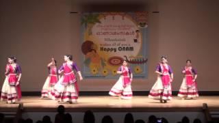 Video Nihonkairali ONAM 2014 - Ladies Cinematic Dance download in MP3, 3GP, MP4, WEBM, AVI, FLV January 2017