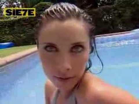 Pilar Rubio en bikini