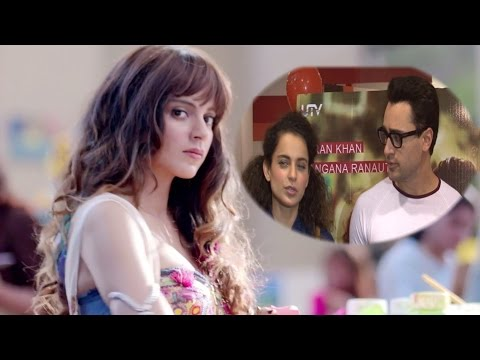 Katti Batti Unfolds Like A Thriller : Kangna Ranaut