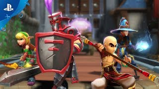 Dungeon Defenders II is out now on PS4! Dungeon Defenders II is an Action Tower Defense game that can be played solo or with...
