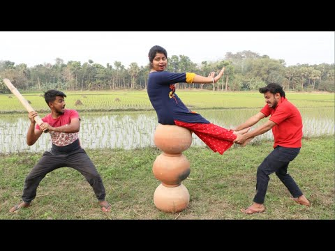 Must Watch New Funny Video 2020_Top New Comedy Video 2021_Try To Not Laugh_Episode 182 By FunKiVines
