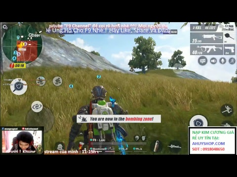 Hello Anh Em | Rules Of Survival | F9 Loki