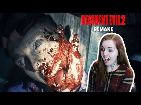 DEMO GAMEPLAY! | Resident Evil 2 Remake Demo Gameplay! E3 2018