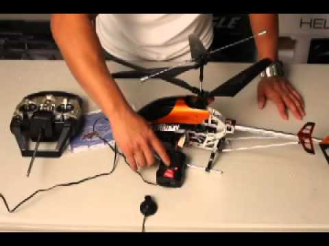 Review 9053 Volitation RC Helicopter