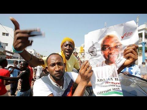 Γκάμπια: Νέος πρόεδρος μετά από 22 χρόνια