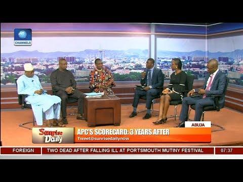 Download Keyamo Argues Buhari Govt Has Delivered As Ezekwesili, Mohammed Score APC Govt Low Pt.2