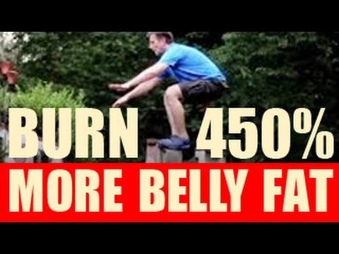 Burn 450% More Belly Fat