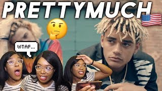 Video KPop Fan Reacts to American Boyband PRETTYMUCH MP3, 3GP, MP4, WEBM, AVI, FLV Maret 2018