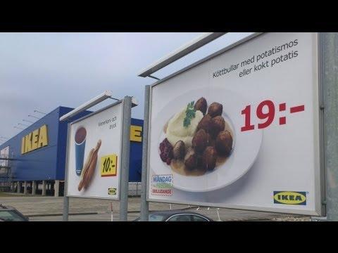 IKEA pulls meatballs off menus after horsemeat found